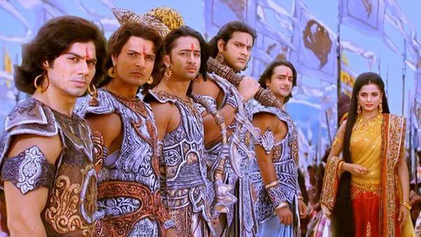 махабхарата, рузов, герои, песня