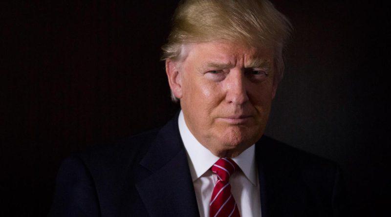 Дональд Трамп, президент США
