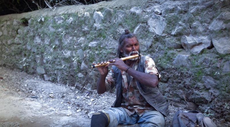 флейта, Ришикеш