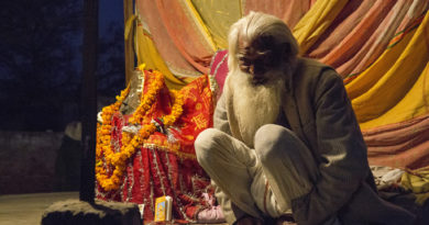 Индия, мудрец