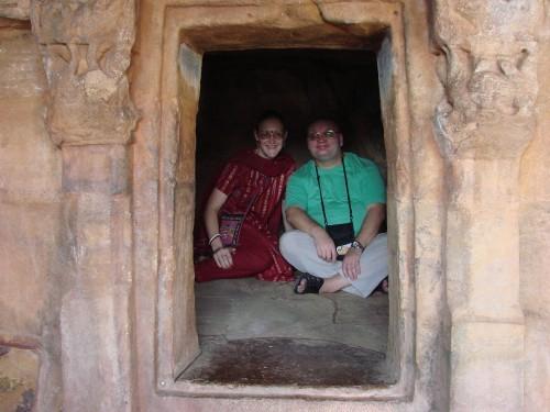 Рузовы, пещера. Индия