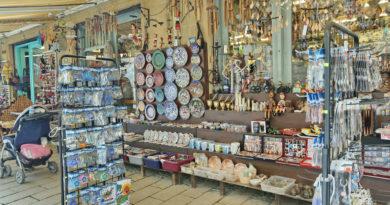 Разделенный город Никосия. Северный Кипр