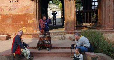 Храм Мадана-Мохана. Вриндаван, Индия