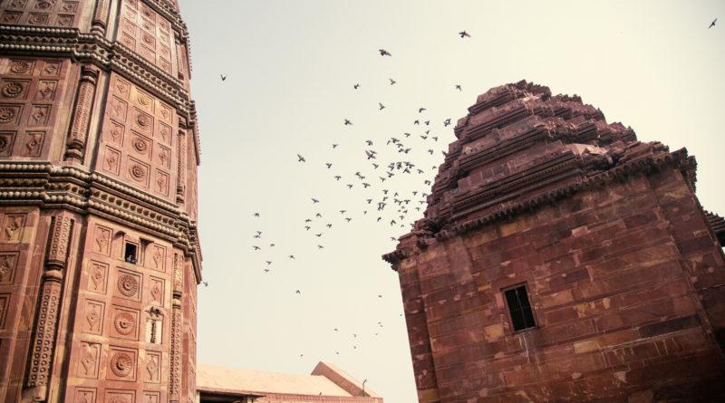 Храм Мадана-Мохана. Вриндаван. Индия