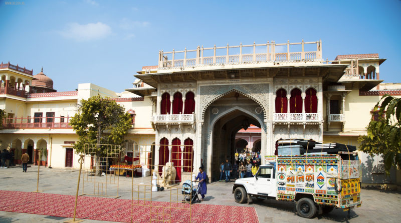 Царский дворец, Джайпур, Индия