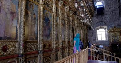 церковь, Кипр, алтарь