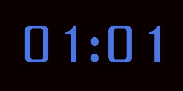 часы, совпадение