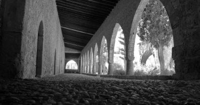 Кипр, монастырь