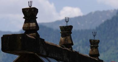 храм, Манали