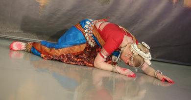 Рузова Т.В. Танец группы Лиламрита