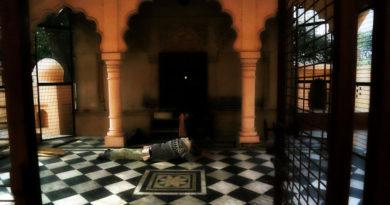 Вриндаван. Индия
