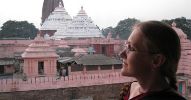 Джаганнатха Пури. Индия