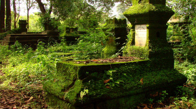 кладбище, кладбище в Индии, смерть