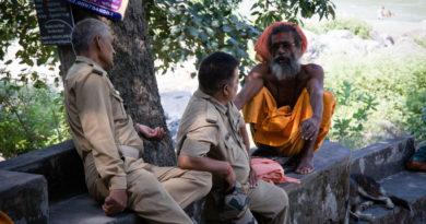 Ришикеш, йог, полиция, Ганга