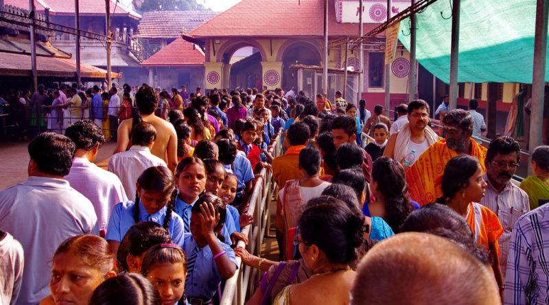 Очередь к Богу. Индия