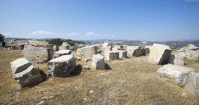 Развалины Старого Пафоса. Кипр