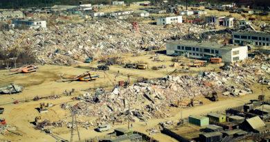 нефтегорск, землетрясение, трагедия
