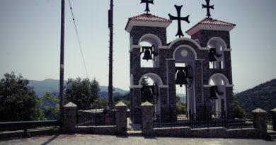 Окрестности монастыря Кикос. Кипр