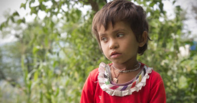 Ребёнок. Индия