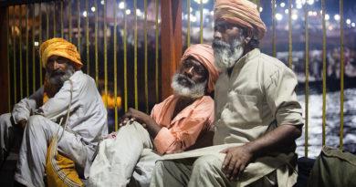 Садху. Индия