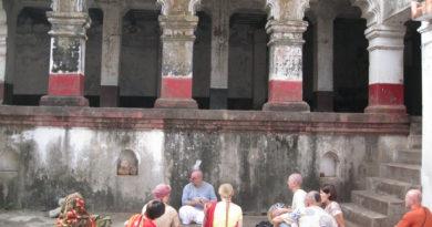 Джаганнатха-Пури 2008. Индия