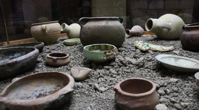 Кипр, артефакты, раскопки, музей