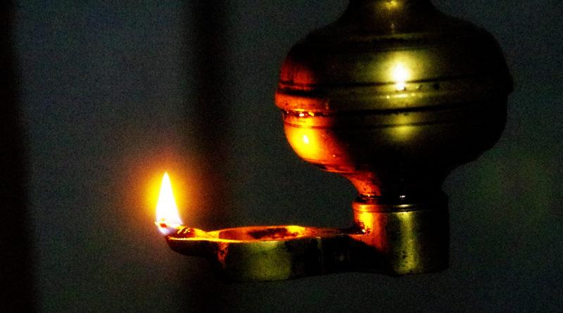 лампада, светильник