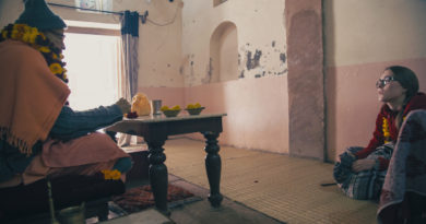 комната Прабхупады