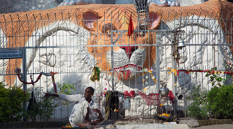 Стопы Шивы. Харидвар. Индия