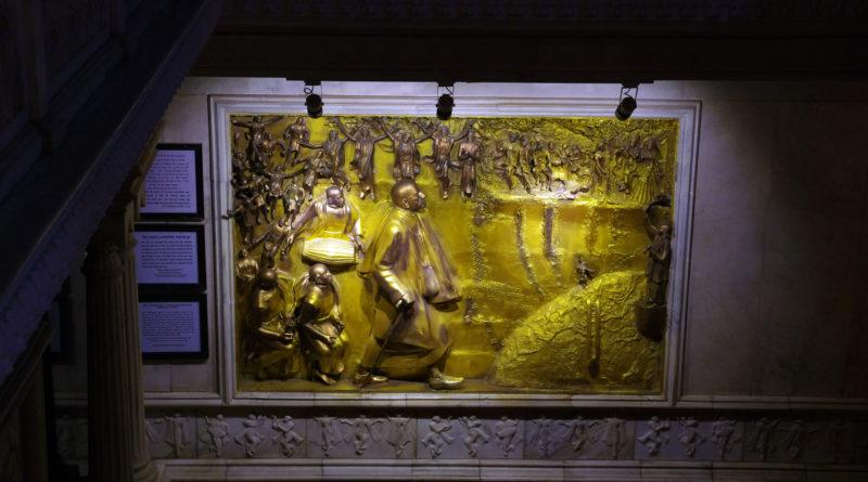 фреска, Прабхупада
