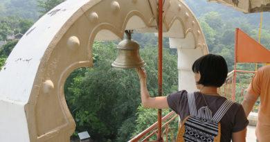 Храм Шивы. Ришикеш. Индия