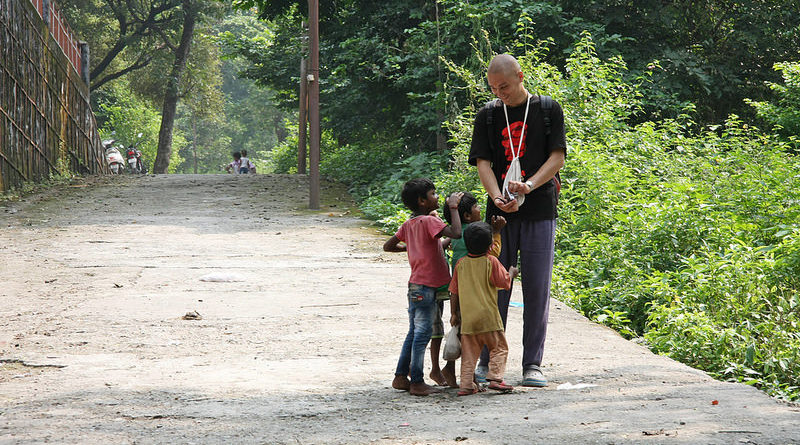Ришикеш. Индия